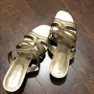 Size 10, Kelly & Katie sandals